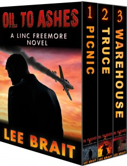 Oil To Ashes - A Linc Freemore Novel